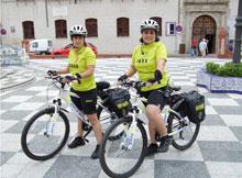 La UBAM contribuirá a regular la circulación del tráfico en el carril bici