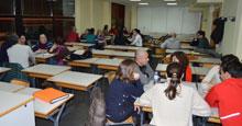 El Ayuntamiento de Talavera y la UNED colaboran en el club de conversación en inglés