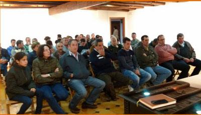 Uniproca supera los 600 socios con la incorporación de 40 ganaderos de Huelva
