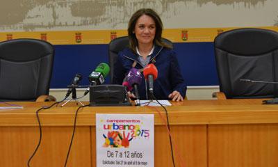 El Ayuntamiento ofrece 790 plazas para las Vacaciones y Campamentos Urbanos de 2015