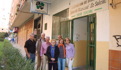 La Solana: Un barrio cuya expansión cogió fuerza en los años 70 con el auge vecinal en Talavera