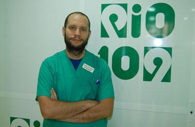 El veterinario Antonio Folch defiende la afición por los reptiles exóticos y critica los bulos por los daños que provocan