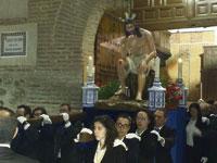 Vía Crucis penitencial de Los Alfareros