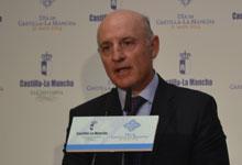 Vicente Rouco, presidente del Tribunal Superior de Justicia de CLM: 'el TSJ seguirá cumpliendo su papel al servicio de los ciudadanos'