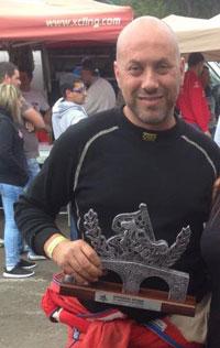 Victor Álvarez, más cerca de proclamarse Campeón de España de Autocross