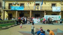 Vox acudió a la llamada en defensa del río Tajo en la provincia de Toledo