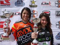 Acopio de medallas para Los Pinos y Talavera en la jornada de la Liga Nacional de BMX