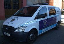 Detenido un conductor tras chocar contra dos turismos y huir de sendos accidentes en Talavera