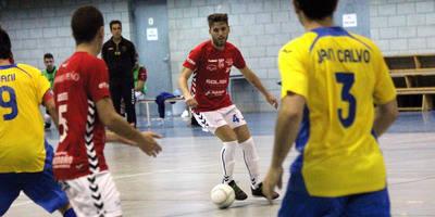 El Soliss FS Talavera recupera la solidez y machaca Alcorcón