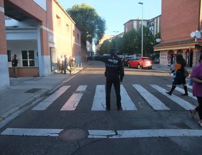 Campaña de uso de pasos de peatones