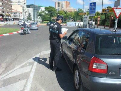 18 denuncias a vehículos controlados por velocidad