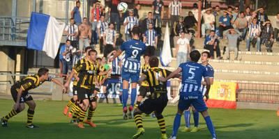 Sólo los árbitros pueden con las ganas que puso el CF Talavera