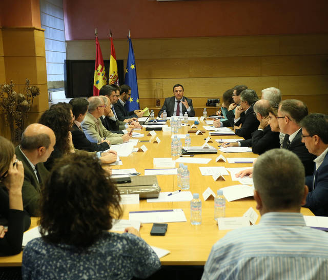 La región analiza los fondos UE hasta 2020