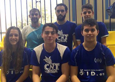 Dos finales y dos marcas para el CN Talavera