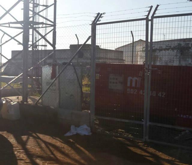 Detenido en El Casar por robar gasóleo