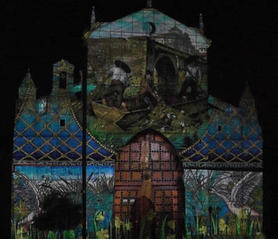 El patrimonio cerámico protagoniza Lux Mondas