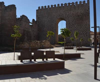 La muralla de Charcón, premio 'San Jerónimo'