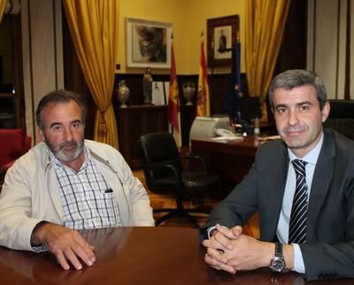 El alumbrado público, uno de los objetivos del alcalde de Los Cerralbos