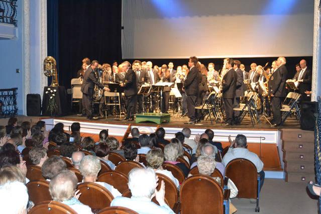 Notas de la Banda de Música para José Manuel Martín Corrochano