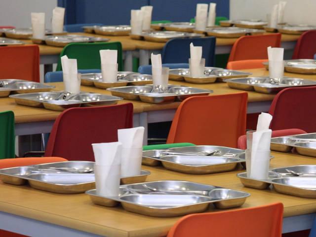 Los comedores escolares abrirán en Semana Santa