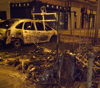 Reclama 2.200 euros por daños en su coche