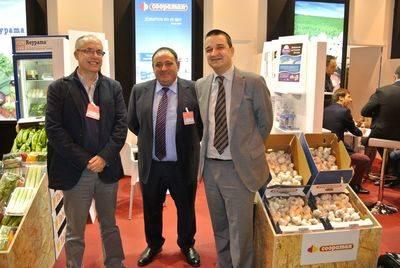 Apoyo al sector de frutas y hortalizas de CLM en la VII Feria de IFEMA