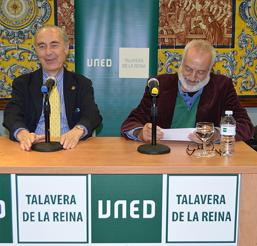 Lectura del libro de Luis A. Cuenca en la UNED