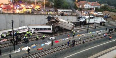 Piden 4 años de prisión para el maquinista del tren de Santiago