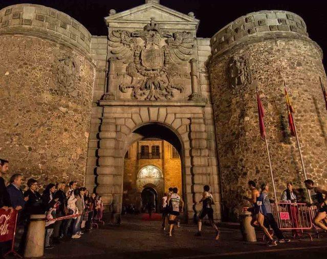 Soliss celebra con éxito la VII Nocturna de Toledo por Niemann Pick