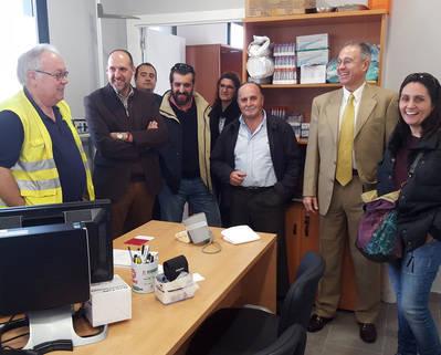 Nuevo consultorio médico en Cervera de los Montes