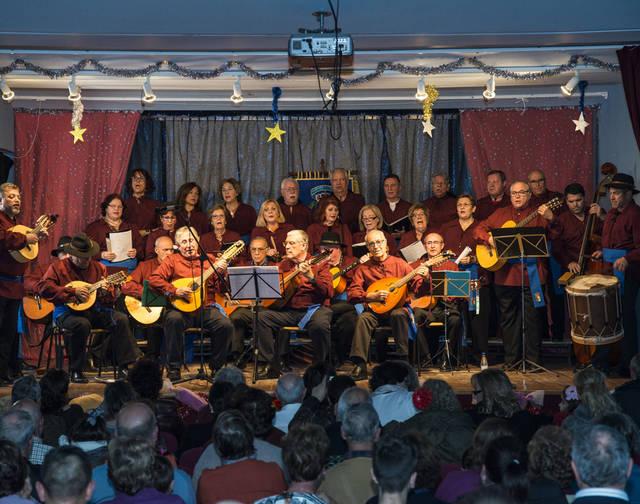 Festival de Rondas Navideñas en Cazalegas