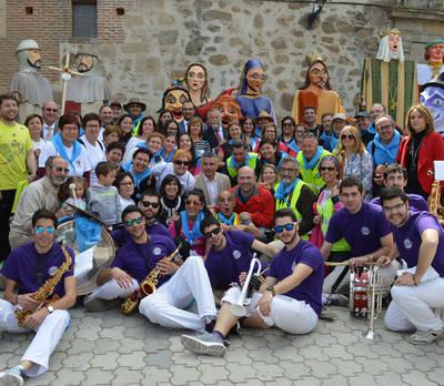 Peregrinos fieles a la Virgen del Prado