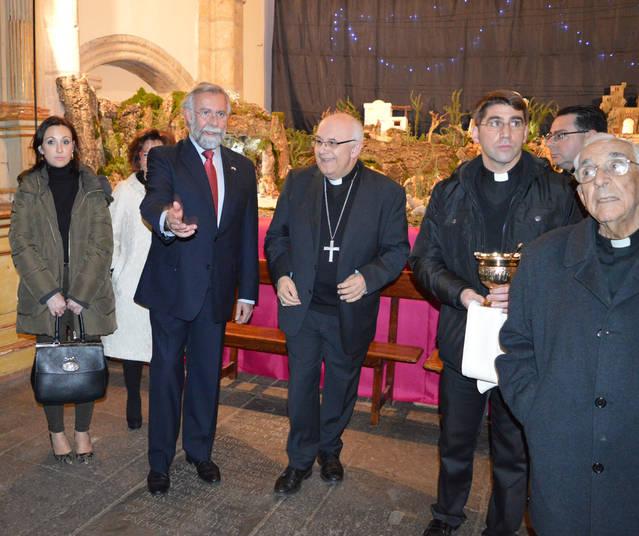 El pregón da inicio a la Navidad en Talavera