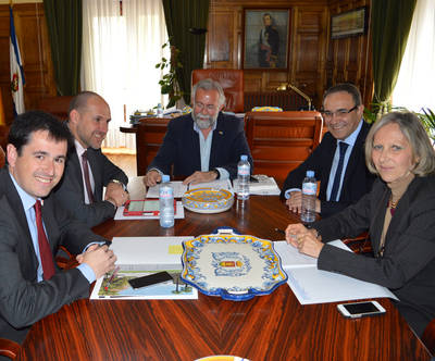 Talavera se prepara para homenajear a Cervantes
