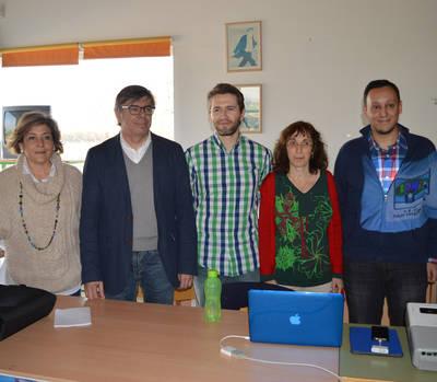 El IES San Isidro presenta el proyecto PROMEX