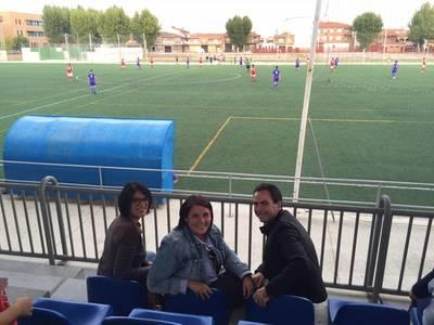 El PSOE pide rebajar las tasas por uso de instalaciones deportivas