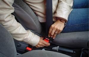 70 denuncias por no hacer uso del cinturón al volante en la campaña de control