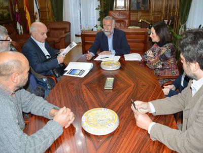 Talavera y Santarém, unidos por el Tajo