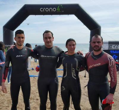 Gutiérrez, campeón en la Travesía de Les Palmeres