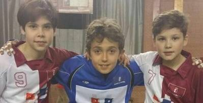 Talaveranos en el equipo de Castilla-La Mancha del benjamín de selecciones