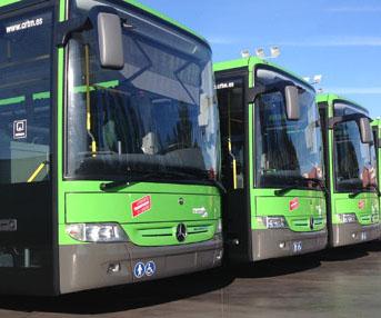 13 pueblos alegarán por sus líneas de autobuses