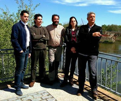 Asesoría de Tagus al proyecto ganador del Tajo