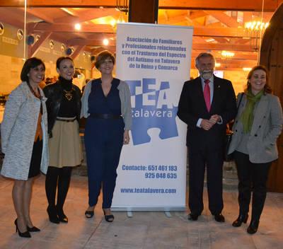 TEA Talavera celebra su cena benéfica anual