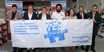 El Soliss FS Talavera destinará a TEA Talavera la taquilla del encuentro ante Manzanares FS