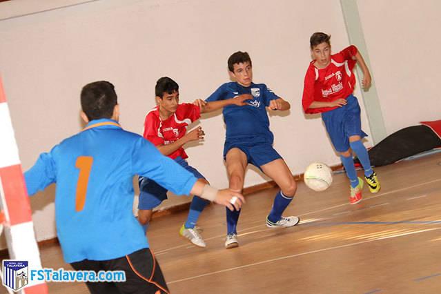 El FS Talavera cadete pierde en los penaltis