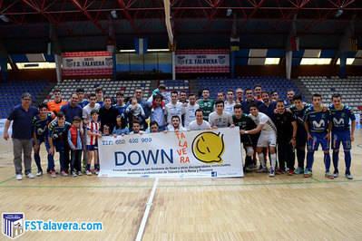 El FS Talavera da a conocer Down Talavera