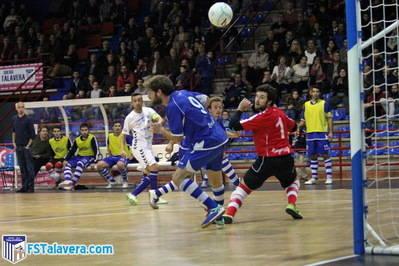 El FS Talavera sufre para ganar (crónica)