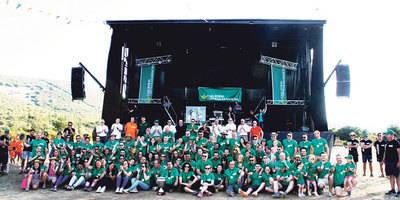 Caja Rural CLM concluye con una fiesta el Desafío 2016