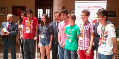 La Diputación de Toledo colabora en la Olimpiada provincial de Matemáticas