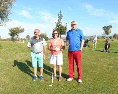 Finaliza el décimo ranking Palomarejos Golf